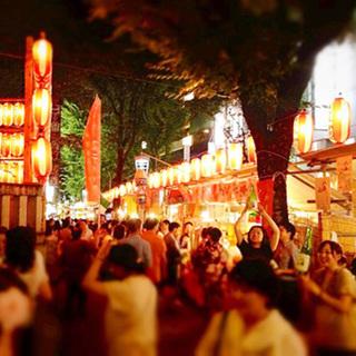 7月25日(水) 夏が来た!アフター5はお祭り恋活♡屋台グルメで夕...
