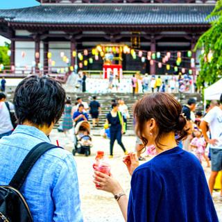 7月27日(金) 夏が来た!アフター5はお祭り恋活♡屋台グルメで夕...