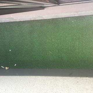 人工芝 2枚セット