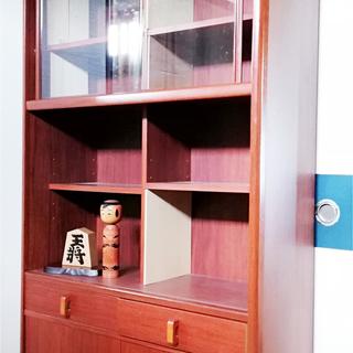 【1000円・交渉可】木製収納棚【美品】