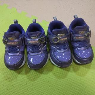 15㎝子供靴双子セット(プリンセスソフィア