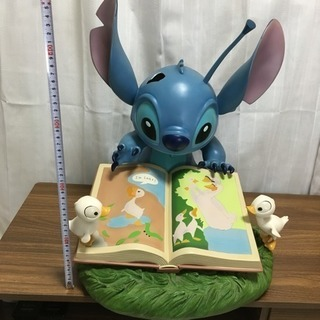 Disney ディズニー スティッチ フィギュア 限定品
