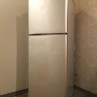 三菱 ノンフロン冷凍冷蔵庫 MR-16R-S 2010年製