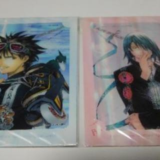 AIR GEAR クリアポストカードセット A BSET