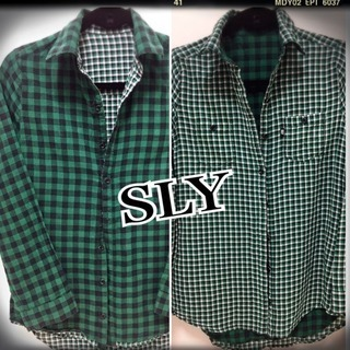 【SLY/スライ★チェックシャツ】