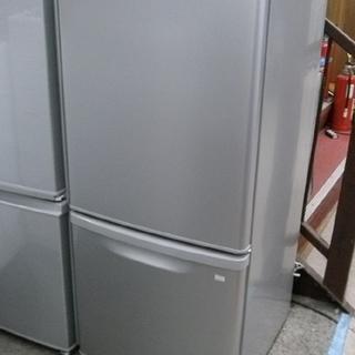札幌 美品 2016年製 138L パナソニック 2ドア冷蔵庫 N...