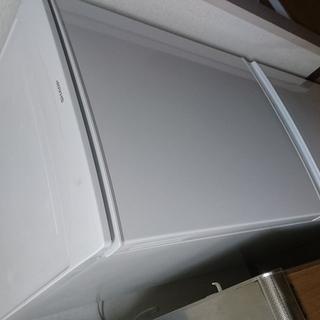 両開き 2ドア 冷蔵庫 SHARP SJ-D14A-W 2015年製
