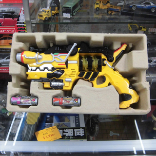 獣電戦隊キョウリュウジャー ガブリボルバー おもちゃ 札幌 西区 西野