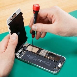 iphoneの修理のできる方や興味のある方