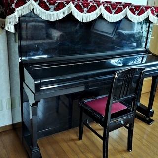 使用してくださる方に中古アップライトピアノ差し上げます!