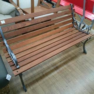 不二貿易 パークベンチ 未使用品