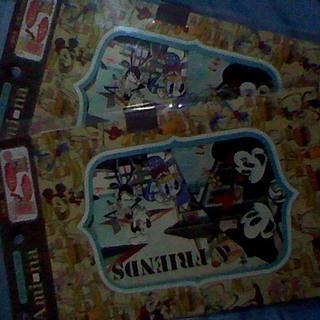 レターセット ディズニー  4セット 新品未開封