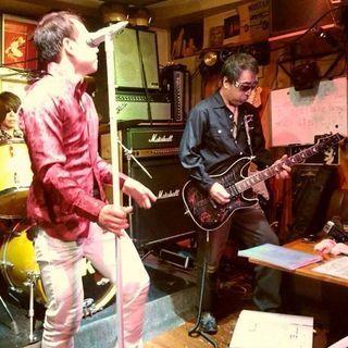 リードギターさんヨロシク