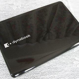 テンキー付ブラック☆SSD搭載☆DynaBook-EX☆彡windows10☆ - パソコン