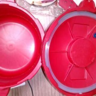 レンジ用圧力鍋