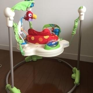 フィッシャープライスジャンパルー - おもちゃ