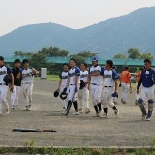 草野球メンバー募集