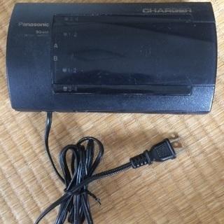 パナソニック ニカド充電器 BQ550
