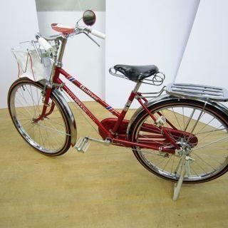 ミヤタ自転車 ガリバー 22インチ レトロ自転車