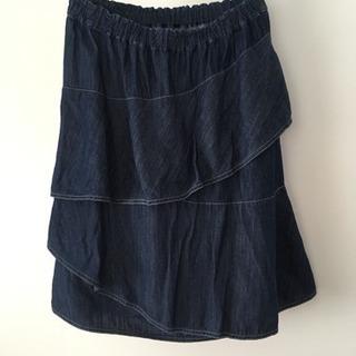 nicole スカート