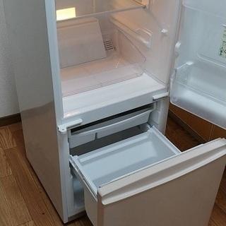 SHARP シャープ つけかえどっちもドア 2ドア冷蔵庫 137L...