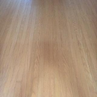 4.5畳 ウッドカーペット フローリングマット