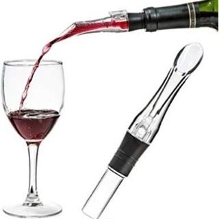 渋かったり若いワインでも美味しくしてくれる便利アイテム!デキャンテ...