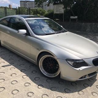 H18年BMW650i KW車高調 3SDM20インチ 車検31/...