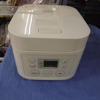 無印良品 良品計画 3合炊き 炊飯器 マイコンジャー 2012年製...