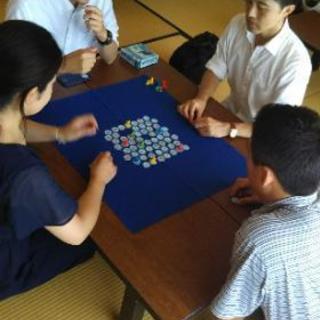ボードゲーム★8月11日(土)
