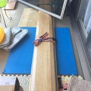 ウッドカーペット 6畳 江戸間 260×350cm