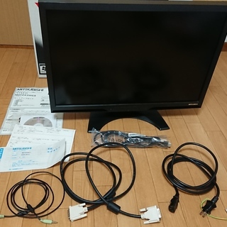 三菱MDT243WGⅡ24型マルチメディア液晶ディスプレイ