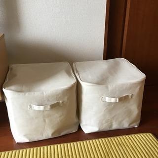無印良品 収納ボックス 布