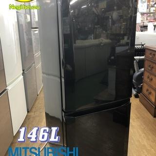 美品 ■ 2013年製【 MITSUBISHI 】三菱 146L ...