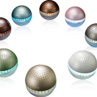 美品 空気を洗う 空気清浄機 Magic Ball PANTONE...