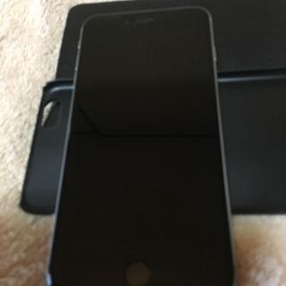 iPhone 6 Plus Space Gray 16 GB au