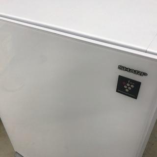 SHARP 2ドア冷蔵庫 2017年製ございます!