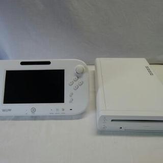 WiiU 本体+GamePad [GJH10223919 3/JJ...
