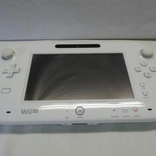 WiiU 本体+GamePad [GJH10223919 3/JJH10733427 5]   - 大崎市