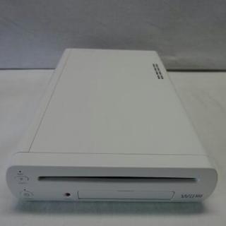 WiiU 本体+GamePad [GJH10223919 3/JJH10733427 5]   - おもちゃ