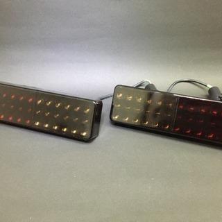 ジムニー JA11 LEDテール ランプ スモーク ブラック 左...