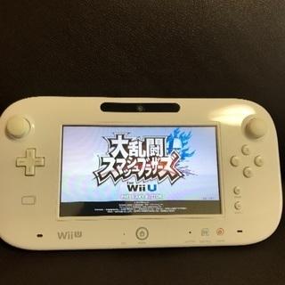 【超特価】WiiUとスマブラ