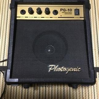ギター・ベースアンプ PG-10 Photogenic