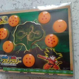 値下げ!2017年 JR東日本スタンプラリー景品【ドラゴンボール】