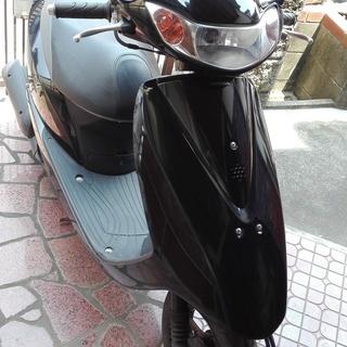 美品 HONDA Dio 黒 原付バイク50ccバイク カバー、輪...