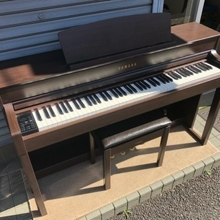 ♫ 中古電子ピアノ ヤマハ クラビノーバ SCLP-5450 20...
