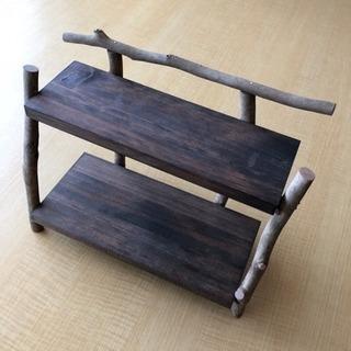☆美品☆天然木 木製ラック