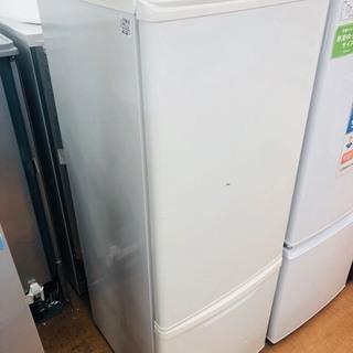 【安心6ヶ月動作保証付】パナソニックの大きめ2ドア冷蔵庫(168L)