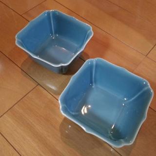 青色小鉢☆無料