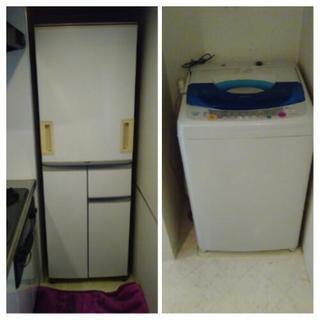 冷蔵庫洗濯機などのリサイクル家電 他お片付け致します。便利屋タクミ